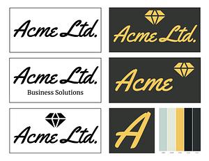 acme logo grid - golivenow.uk