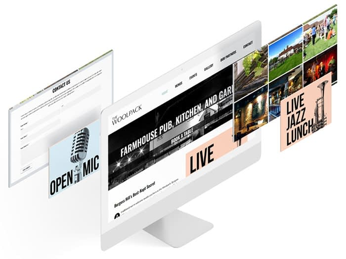 website features - golivenow.uk